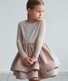 Be # in # Trend # c # @ zano_za_orsk # # Teenage # chic # # SUB # ORDER # Size – kinder mode Toddler Girl Outfits, Toddler Fashion, Kids Fashion, Outfits Niños, Kids Outfits, Little Girl Dresses, Girls Dresses, Baby Girl Party Dresses, Baby Dress Patterns