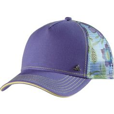 942e78bf143 Prana Idalis Trucker Hat ( 30) ❤ liked on Polyvore featuring accessories