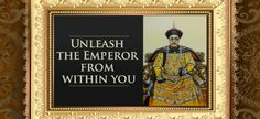 Custom oil painting of Emperor - $100-$200 to have your face painted in a famous portrait