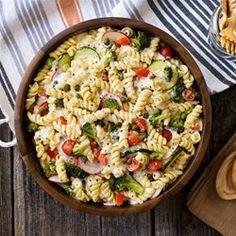 Cold Pasta Primavera Salad from Hidden Valley(R) - Allrecipes.com
