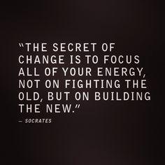 #change #gowiththeflow #buildingthenew #embracelife