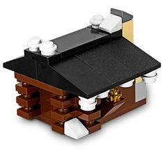 Log Cabin mini build