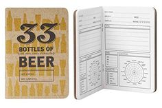 33 Bottles of Beer Tasting Note Book  Beer >>> To view further for this item, visit the image link.