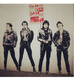 © The Clash