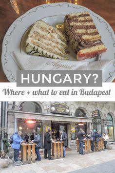 Budapest Hungary | Budapest food  _ _ _ #budapest
