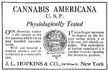 History of medical cannabis - Wikipedia, the free encyclopedia