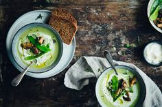 """A couple of weeks ago, a friend told me that she always thought ofme as a """"soup expert"""", and that one of the things I primarily share here on Cashew Kitchen is awesome soup recipes. And I was like """"what??? I have like ONE, or maybe TWO, recipes for soup from the entire blog archive""""...."""