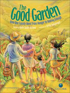 """The God Garden: From the best-selling author of One Hen comes the inspiring story of one struggling farming family in Honduras and their journey to growing enough food to meet their needs. Based on the real story of farm transformation underway in Honduras and many other countries, this book offers children ways they can be part of the movement to grow """"good gardens"""" and foster food security."""