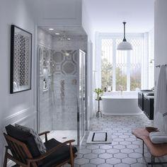 3 conseils pour donner un look luxueux et intemporel à sa salle de bain - Trucs et conseils - Décoration et rénovation - Pratico Pratique