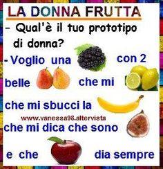 La donna frutta - 13055