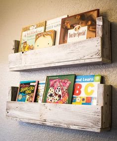 Look what I found on #zulily! Reclaimed Wood Bookshelf - Set of Two #zulilyfinds