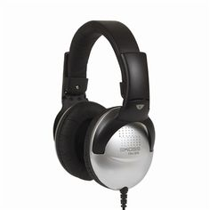 The Koss UR29 noise isolating headphones pack powerful studio sound into a portable, collapsible unit. With enhanced bass and full frequency response, the UR29 headphones are ideal for DJs and listeners who crave the Sound of Koss.
