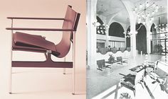 Dwell - Knoll Inspiration: The Pollock Arm Chair