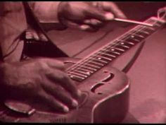 Bukka White & Son House - Masters of Blues Guitar series