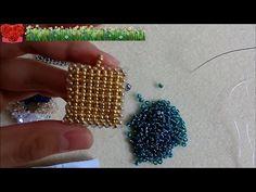 水晶串珠 趣味小物 立方體吊墜 - YouTube