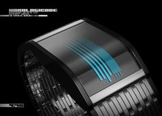 horologicode, lcd watch, sam-jerichow, future gadgets, futuristic devices