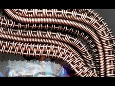 Quick Tips 2: Wire Weaving, ADDING WIRE. Great tips from a master. She uses Nexcare Padded Medical Tape on her fingers.