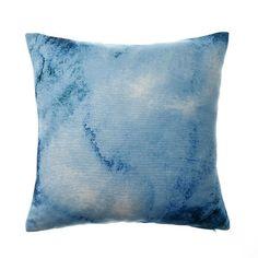 Home Republic Canyon Watercolour Mint, cushions, blue cushion