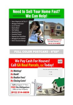 8 best real estate postcard samples images on pinterest postcard real estate postcard altavistaventures Image collections