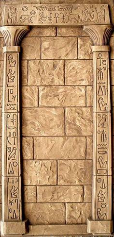 Halloween Egyptian Tomb Props   Halloween Haunted House Props