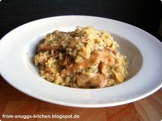 From-Snuggs-Kitchen - Essen aus Hessen und dem Rest der Welt: Steinpilz-Risotto