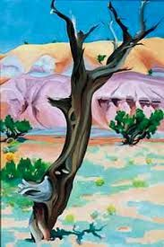 Image result for georgia o'keeffe trees