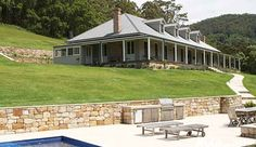 Would love a home like this, with space like this, of Jackie O, in NSW Southern Highlands