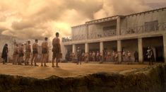 Image result for spartacus batiatus house | Honours Project ...
