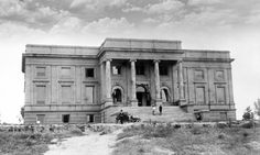 Colorado Museum of Natural History in 1910
