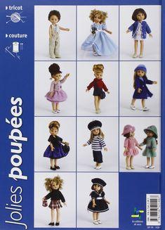 Jolies poupées : Saison 2, 12 tenues à faire soi-même: Amazon.es: Cathy Langlois: Libros en idiomas extranjeros