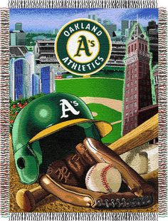 Image detail for -Oakland A's Athletics Bedding blankets sheets pillows curtains