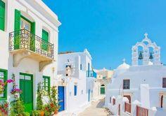 Isla de Amorgós, Grecia