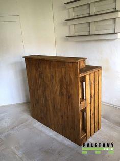 Bar/pult z palet Bar, Cabinet, Storage, Furniture, Home Decor, Clothes Stand, Purse Storage, Decoration Home, Room Decor