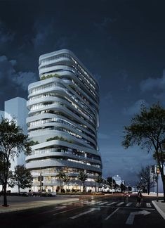 CGarchitect - Professional 3D Architectural Visualization User Community | Night office