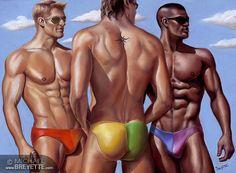 Este blog é destinado a postagem de cartoons homoeróticos e contém imagens desapropriadas para menores de 18 anos, portanto se você ainda não fez 18 anos vá visitar outros blogs que contenham material para a sua idade.  Diga não à Pedofilia!