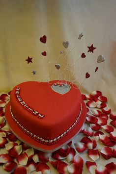 Valentine cake in Hilton Heart Shaped Cakes, Heart Cakes, Crazy Cakes, Fancy Cakes, Pretty Cakes, Cute Cakes, Buy Cake, Valentines Day Cakes, Holiday Cakes