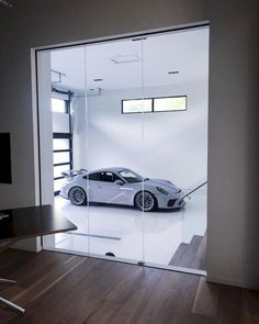 Decoration # Regardless of what you do with it, there are numerous distinctive garage design ideas you can test out. There are 49 The Best Home Garage Design Ideas for your Minimalist Home Design Garage, Sectional Garage Doors, Modern Garage, Minimalist Home, Best Interior, Luxury Interior, Cool Furniture, Furniture Stores, Luxury Cars