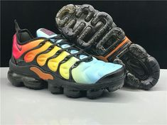 778847665e Nike Air Vapormax Plus TN Multi-Color Nike Shoes, Making its debut in Men's Nike  Air Max Plus TN Ultra Shoe gets a fresh makeover with a durable leather and  ...