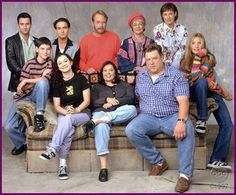 Roseanne. One of the best 90's show ever!