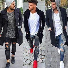 Which one? Follow @ydentitymag for more! #ydentitymag #fashion