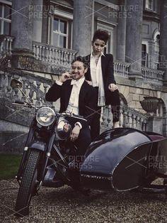 Vanity Fair British Invasion photoshoot outtakes.