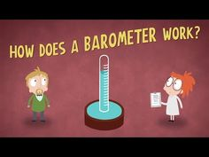 The history of the barometer (and how it works) - Asaf Bar-Yosef - YouTube