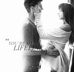 Such a beautiful Christian and Ana manip #FiftyShades