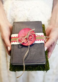 Holy Bible + Wedding rings