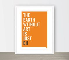 personalised quotes print by over & over | notonthehighstreet.com