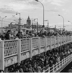Galata bridge photography Mustafa Seven Www.mustafaseven. com
