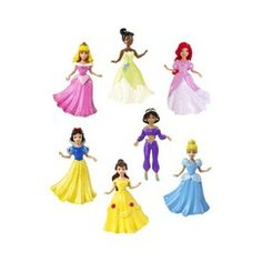 Disney Princess Small Doll Collection Quick Information