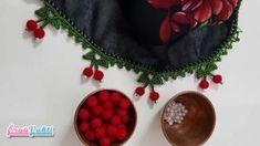 SIRALI TIĞ OYASI YARIM HALKA MODELİ YAPILIŞI ANLATIMLI TÜRKÇE VİDEOLU | ÖRGÜVAKTİ Coin Purse, Make It Yourself, Holiday Decor, Youtube, Embroidery, Velvet, Homemade, Handarbeit, Breien