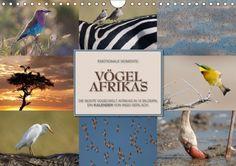 Mein Kalender des Tages - passend zum Poster des Tages:  Emotionale Momente: Vögel Afrikas