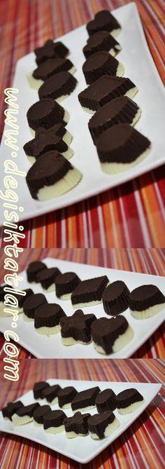 Cevizli Sütlü ve Bitter Çikolata ( CKLT Çikolata Yapımı ) - Türkiyen'in En İyi Yemek Tarifleri Sitesi / Tarif Rehberi / Gurme Yemek Blogu & Güncel Yaşam Blogu